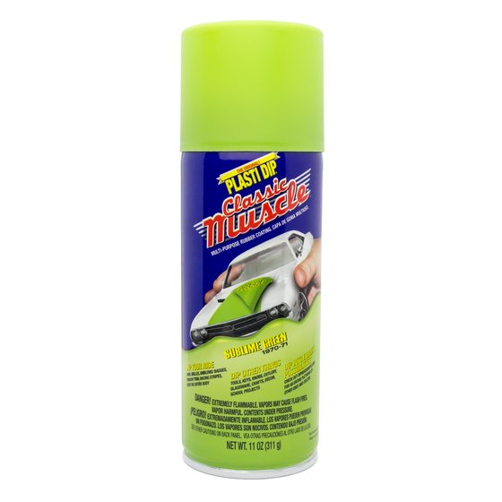 Plasti Dip Spray 325 ml Sublime Green / Aerosol 11 oz Sublime Green