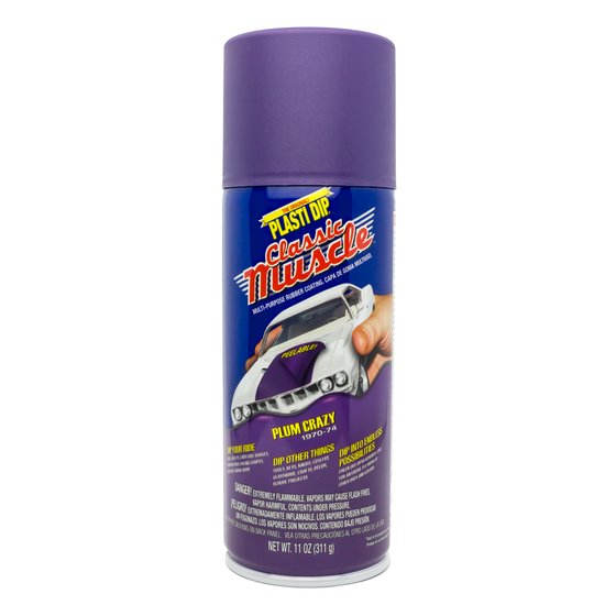 Plasti Dip Spray 325 ml Plum Crazy / Aerosol 11 oz Plum Crazy