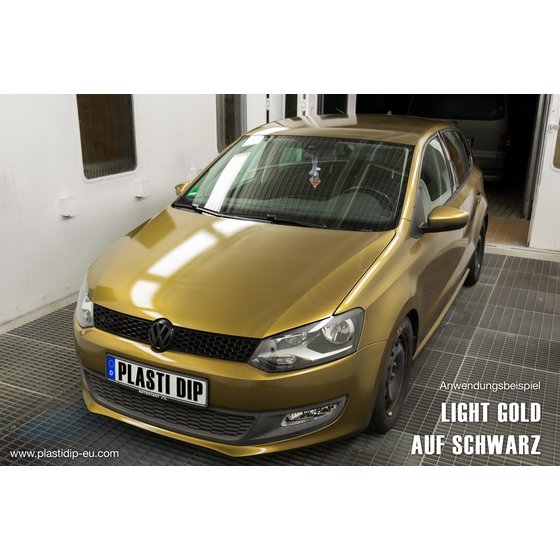 Plasti Dip Gold Metallic Gallone 3,78 l / Gold Metalizer sprühfertig