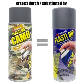 Plasti Dip Spray 325 ml Camo Grau / Aerosol 11 oz Camo Gray