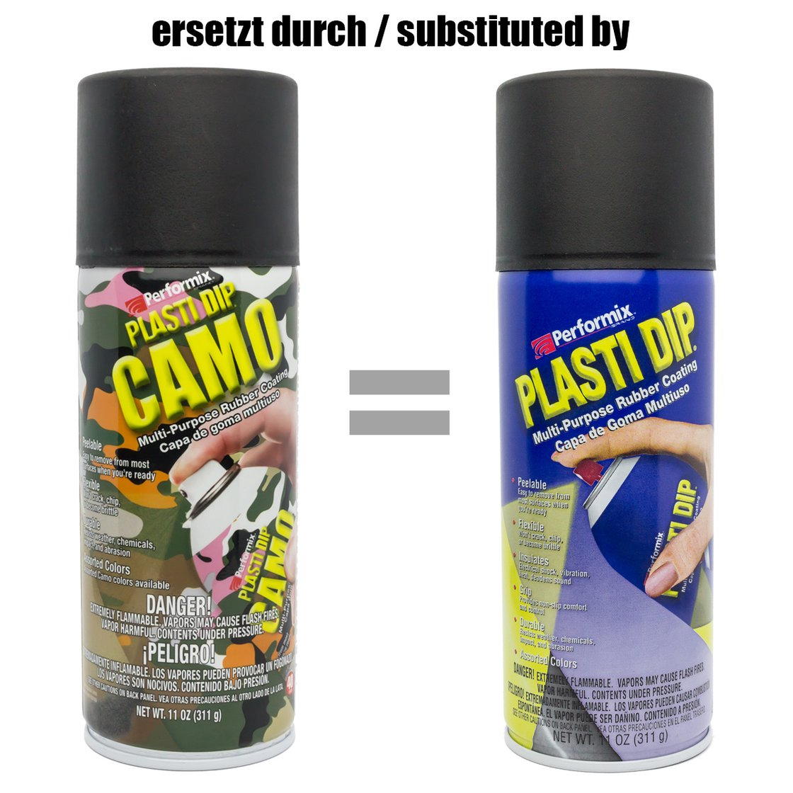 Plasti Dip Spray 325 Ml Eisengrau Aerosol 11 Oz Gunmetal Gray 14