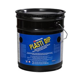 Plasti Dip 5 Gallonen Clear 18,9l Transparent