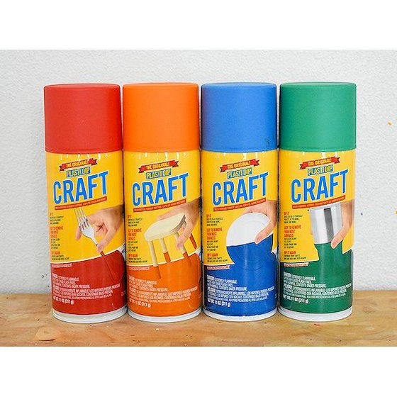 Plasti Dip Craft Orange Spray 325ml - Pumpkin Spice