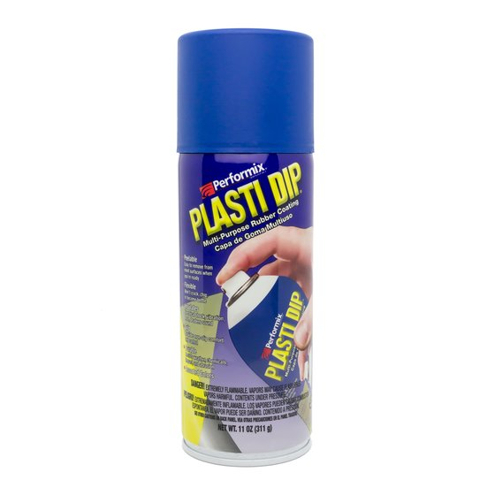 Plasti Dip Spray 325 ml Blau / Aerosol 11 oz Blue
