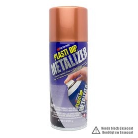 Plasti Dip Spray 325 ml Kupfer Metallic / Aerosol 11 oz...